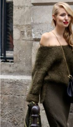 moss-green-off-shoulder-sweater-cropped