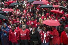 Delta Sigma Theta Sorority celebrates 100 years of black sisterhood in D.C. - The Washington Post