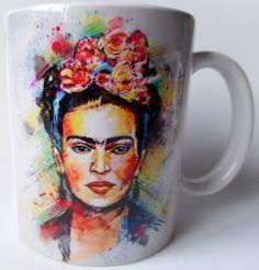 Caneca Frida Kahlo - Mod. 04