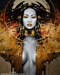 Karol Bak oil Art Fantasy paintings Fantasy art t Foto Fantasy, Fantasy Kunst, Fantasy Girl, Art And Illustration, Fantasy Paintings, Foto Art, Visionary Art, Fantastic Art, Surreal Art