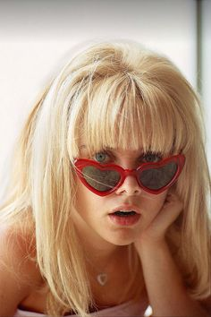 Sue Lyon on the set of 'Lolita,' photo by Willy Rizzo, Hollywood, 1962.
