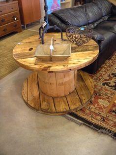 unique idea for a table!