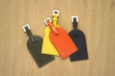 MONOCLE x Ettinger London Luggage Tags | FNG magazine