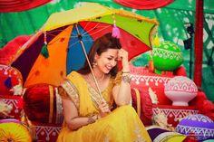 Decoration Ideas - The Bride Divyanka! Photos, Hindu Culture, Beige Color, Decoration, Antique Jewellery, Gold Jewellery pictures, images, WeddingPlz