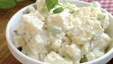 Potetsalat - Aperitif.no Potato Salad, Potatoes, Ethnic Recipes, Food, Potato, Meals, Yemek, Eten
