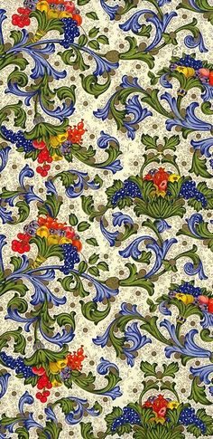 """Fine Italian paper for Christmas crafting - board """"PAPELES Y TELAS 2/ Wallpapers and fabrics 2"""""""