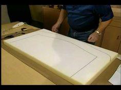 Upholstery DIY - Episode 2 Designer Headboards