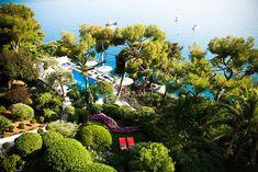 Villa Egerton in Roquebrune-Cap-Martin, France