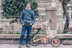 Na kole s Lindou Jablonskou a Davidem Krausem