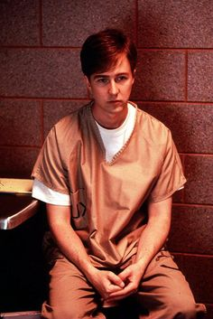Edward Norton in Primal Fear...omg, he was SO good in this! One of my favorites