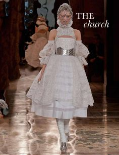 The Church - Alexander McQueen -The top 10 trends for autumn/winter 2013 | ELLE UK