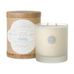 Linnea's Lights Candle, Winter; $30 | Terrain