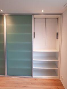 Schiebetürsysteme NEW LINE Aluminium, Bathroom Medicine Cabinet, Line, Modern, Classic, Master Closet, Partition Screen, Derby, Trendy Tree