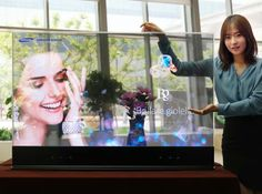 Samsung Mirror And Transparent OLED Displays Production To Start Soon