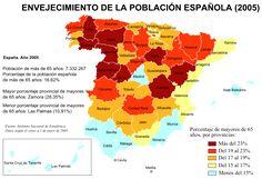 24 mapas locos que muestran España como nunca la habías visto Learning Spanish, Diagram, Teaching, World, Poster, Social, Charts, Spain, Human Geography
