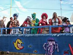Fuera del Mar. Carnaval Fuerteventura 2012.