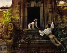 someday my prince will come - Annie Leibovitz
