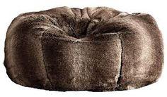 luxury bean bag chairs - Google Search Bean Bag Design, Faux Fur Bean Bag, Bean Bag Chair, Bag Chairs, Luxury, Pottery Barn, Furniture, Google Search, Beanbag Chair