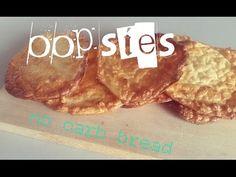 "Receita de oopsies - ""pão"" maravilha sem hidratos de carbono - Isi Bimby"