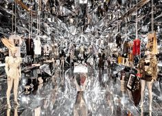 Wonder what the acoustics are like..?  Nicola Formichetti New York Store / Gage Clemenceau Architects