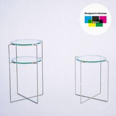 Designed in Hackney: Side Table by Jasper Morrison for SCP