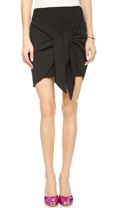 C/Meo Collective Hands On Skirt