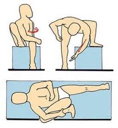 Acupuncture For Pain Relief SI Joint pain relief Exercises Arthritis Relief, Rheumatoid Arthritis Symptoms, Arthritis Remedies, Si Joint Pain, Hip Pain, Fitness Workouts, Workout Exercises, Back Pain Relief, Massage