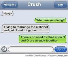 Lol so funny! Text Jokes, Funny Jokes, Funny Text Fails, That's Hilarious, Look At You, Just For You, Funny Text Conversations, Lol Text, Haha