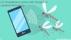 LG Smartphone comes with mosquito's repellent technology: News come from Indian market that LG recently launched it new Smartphone K7i which has mosquito's repellent technology, according to company device uses ultrasonic waves to repeal mosquitoes. This device form LG hit the market with great figure, just because of this new feature which is added byMore