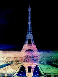 1920's Paris - The Eiffel Tower