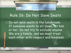 The Essential 55 Rules