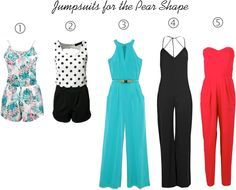 Your Guide to finding the Perfect Jumpsuit - Pear Shape