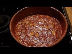 "Gombamánia: ""Sugo di funghi"" Drinking Around The World, Genoa, Chili, Salsa, Soup, Cooking Recipes, Fungi, 3, Youtube"