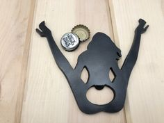 unique bottle openers and craft beer gifts — workshop reverie Beer Bottle Opener, Wine Bottle Holders, Unique Bottle Openers, Craft Beer Gifts, Plasma Cutter Art, Custom Bottles, Plasma Cutting, Welding Projects, Boyfriend Gifts