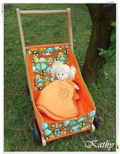 Cart Vozíčky pro děti :: Kathy