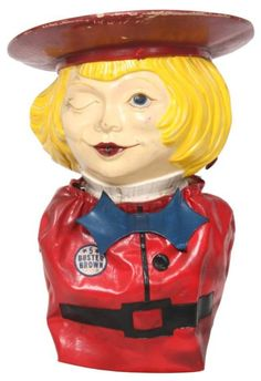 Buster Brown Balloon Blower w/ Cape : Lot 282