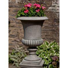 Campania International Kent Urn Cast Stone Planter