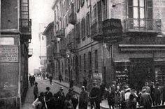 via Velasca da corso Porta Romana | da Milàn l'era inscì
