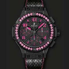 Hublot Big Bang Black Fluo Pink 341.SV.9090.PR.0933