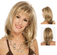 Synthetic wigs, Wigs and Wig store on Pinterest
