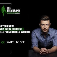 Why Every Business Needs a Website. Websites work. No matter what your business or profession, a website can generate business, promote goodwill among customers and prospects, and deliver strong marketing messages - whether your business is small, large or in-between, well-established or brand-new.  So if you also need a personalised website like other DM us @stembrand  For further Information Contact Us: (+91) 9999352988 .  #business #thestembrand Holistic Approach, Rise Above, Professional Services, Target Audience, Digital Marketing Services, Customer Experience, Growing Your Business, Digital Media, How To Become
