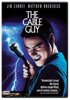 "Jim Carrey Movie ""The Cable Guy"" Review 