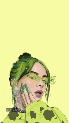 Cute Patterns Wallpaper, Cute Girl Wallpaper, Cute Wallpaper Backgrounds, Wallpaper Iphone Cute, Cartoon Wallpaper, Disney Wallpaper, Cute Wallpapers, Billie Eilish, Digital Art Girl