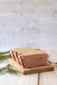 Domowy pasztet drobiowo – wieprzowy w boczku   KAKU fashion cook – o modzie i kuchni w jednym miejscu!