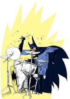 W J C: Bat Beat (Jonathan E's title)