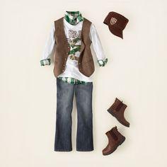boy - the wild vest   Children's Clothing   Kids Clothes   The Children's Place