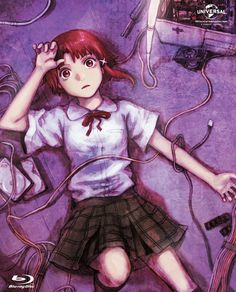 "Crunchyroll - Box Art For New ""Serial Experiments Lain"" and ""Haibane Renmei"" Blu-rays Previewed"