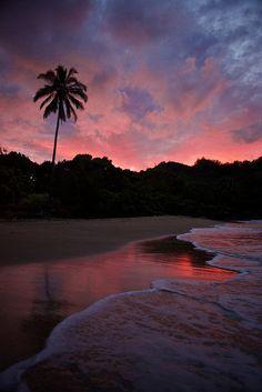 Paradise In Pink, Kauai, Hawaii