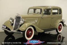 1934 Ford Deluxe Fordor...Brought to you by agents at #HouseofInsurance in #EugeneOregon for #LowCostInsurance.