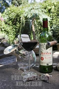 Another Bordeaux favorites Chateau Petrus, ready to drink.